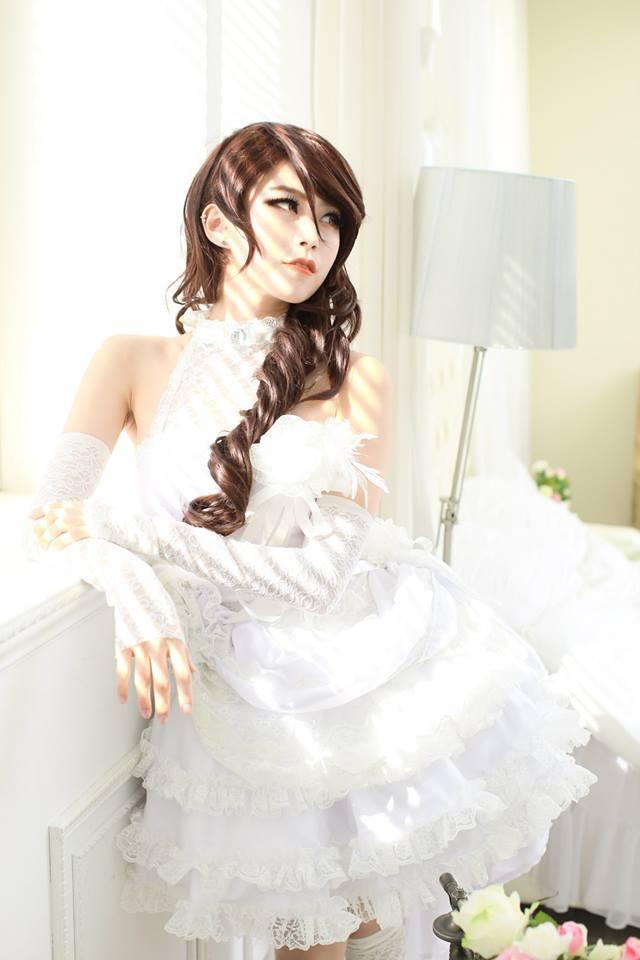 Cyphers: Ngắm Trivia trong trang phục cô dâu - Ảnh 7
