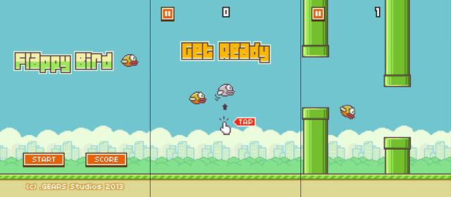 Những yếu tố mang lại thành công cho Flappy Bird 3