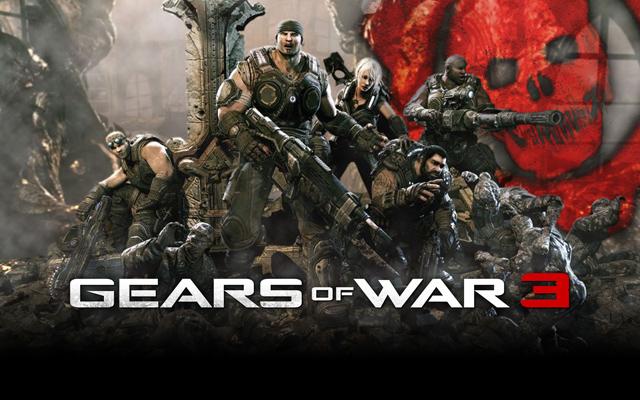 Gear of War nay thuộc quản lý của Microsoft 2