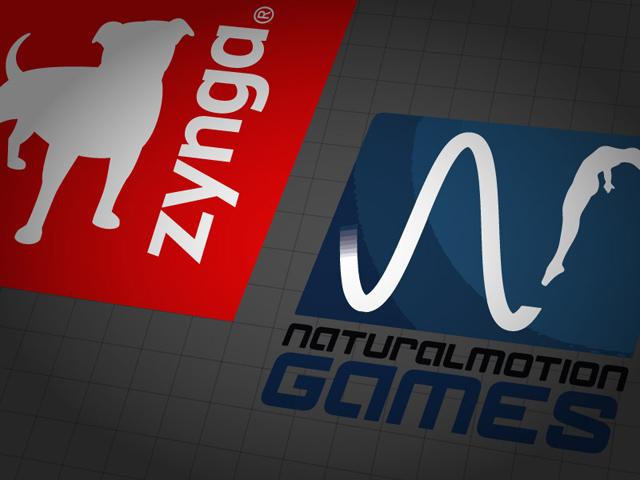 Zynga mua lại NaturalMotion với giá 527 triệu USD 1