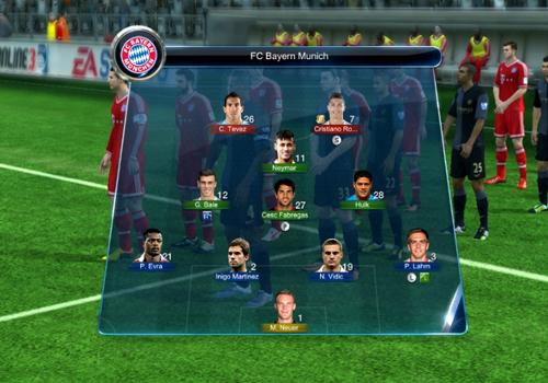 Hướng dẫn sử dụng tiền vệ hiệu quả trong FIFA Online 3 1