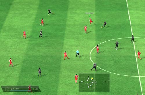 Hướng dẫn sử dụng tiền vệ hiệu quả trong FIFA Online 3 4