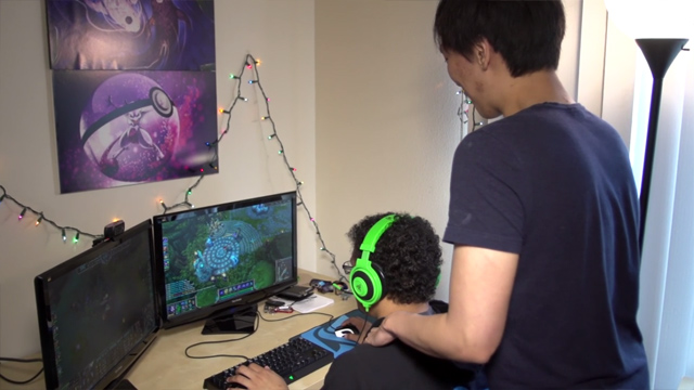 Tham quan gaming house của Counter Logic Gaming 2