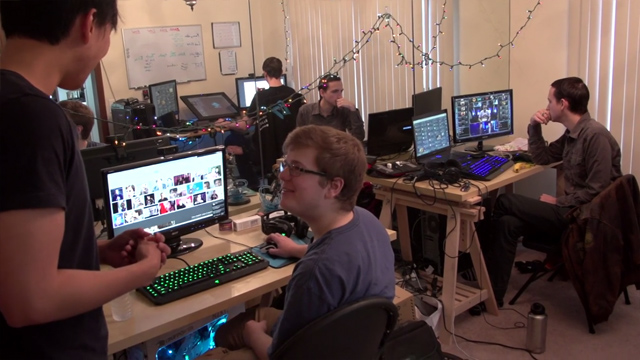 Tham quan gaming house của Counter Logic Gaming 3