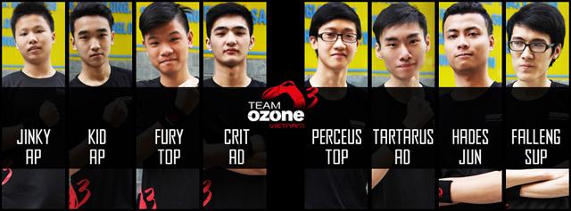 Cuties Monster nhận tài trợ của Ozone Gaming 3