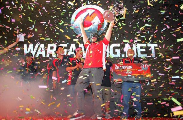 Xem lại trận chung kết TanksAsia Masters Season 2 1