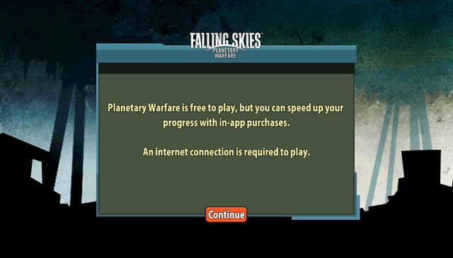 Falling Skies: Planetary Warfare chính thức lên kệ 5