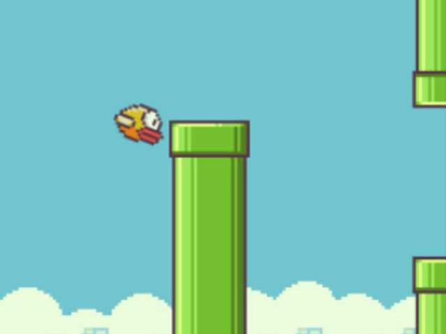 Cách để đạt điểm cao trong Flappy Bird 1