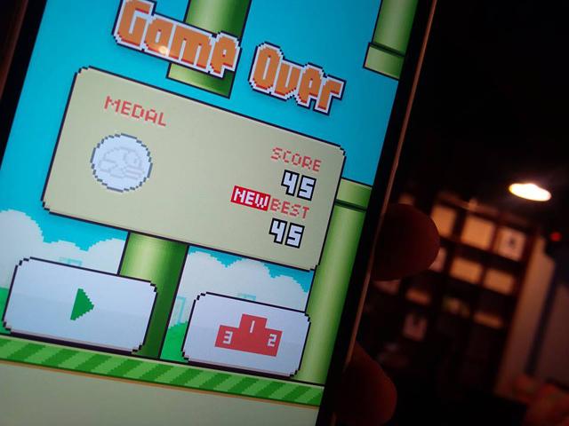 """Tác giả Flappy Bird nên """"trốn"""" giới truyền thông 1"""