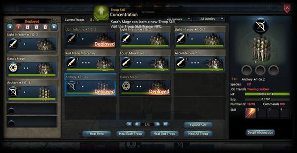 Phỏng vấn Giám đốc phát triển Kingdom Under Fire II 3