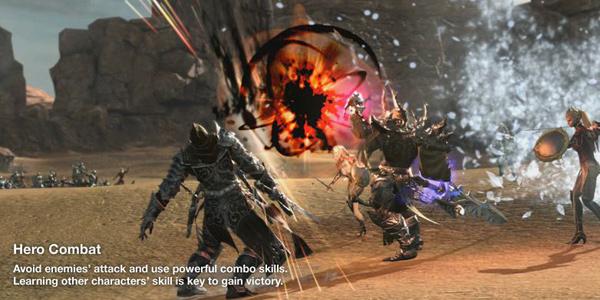 Phỏng vấn Giám đốc phát triển Kingdom Under Fire II 5