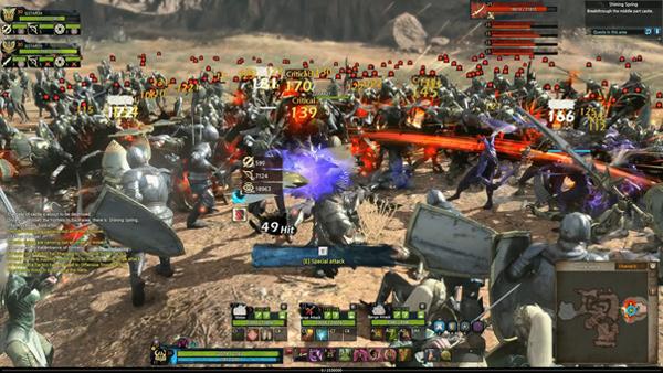 Phỏng vấn Giám đốc phát triển Kingdom Under Fire II 2