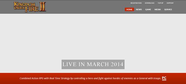 Kingdom Under Fire II SEA ra mắt trong tháng Ba 1