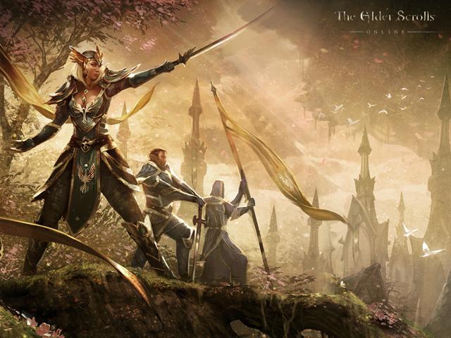 Nhanh tay nhận mã kích hoạt The Elder Scrolls Online 1