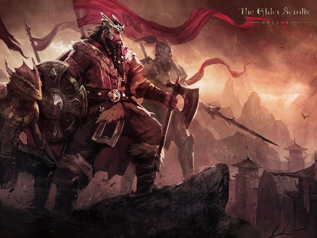 Nhanh tay nhận mã kích hoạt The Elder Scrolls Online 2