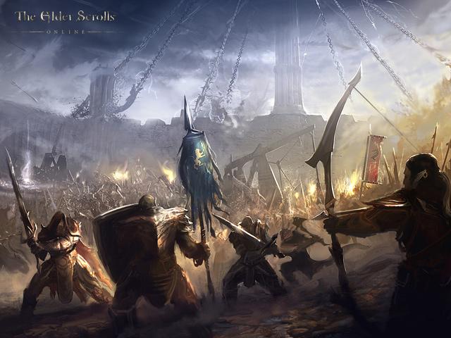 Nhanh tay nhận mã kích hoạt The Elder Scrolls Online 3