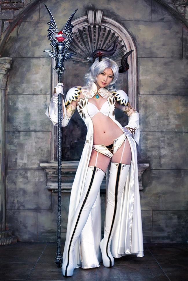 Doremi quyến rũ với cosplay Priest trong Tera Online - Ảnh 5