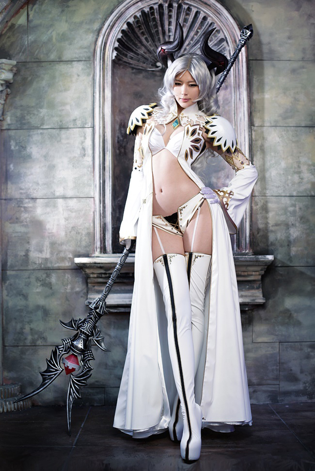 Doremi quyến rũ với cosplay Priest trong Tera Online - Ảnh 8