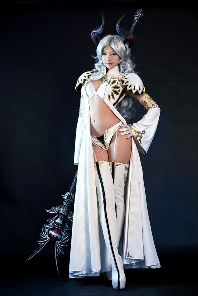Doremi quyến rũ với cosplay Priest trong Tera Online - Ảnh 12