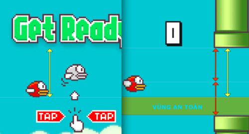 Năm lời khuyên giúp bạn đạt điểm cao với Flappy Bird 3