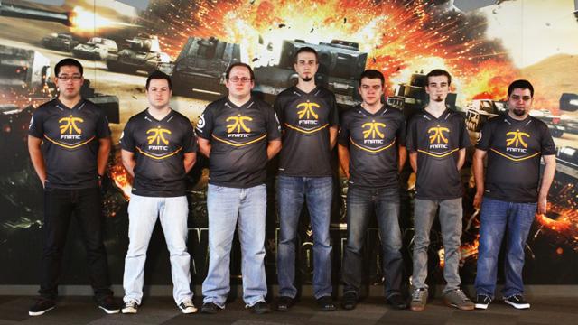 Fnatic thành lập đội tuyển World of Tanks 2