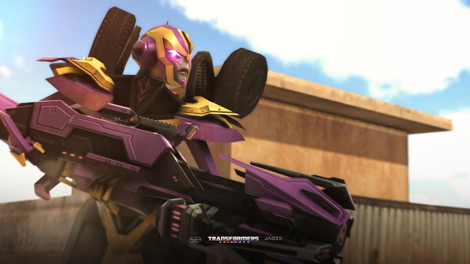 Hình nền tuyệt đẹp của MOTA Transformers Universe - Ảnh 6