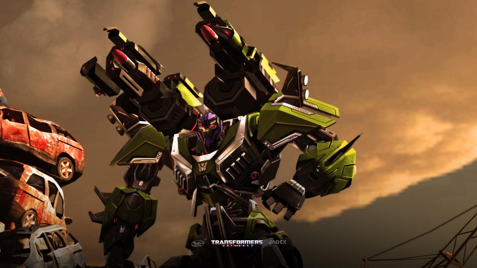 Hình nền tuyệt đẹp của MOTA Transformers Universe - Ảnh 9