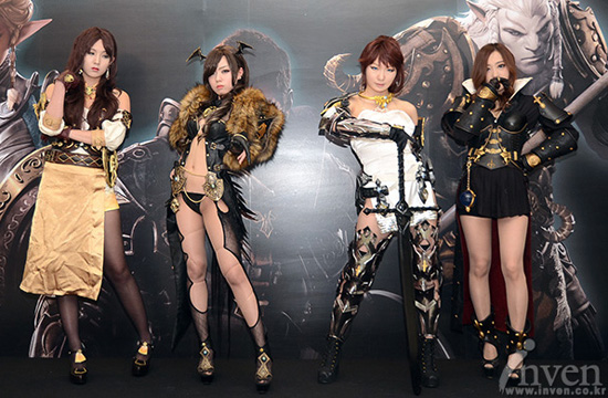 Ngắm cosplay Bless Online qua sự thể hiện của CSL - Ảnh 4