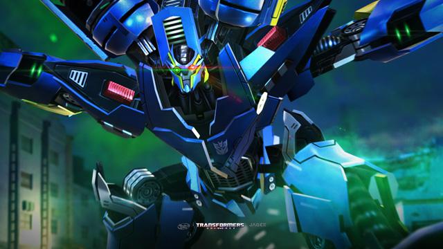 Jagex mở cửa đăng ký thử nghiệm Transformers Universe 1