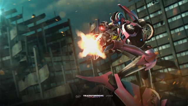 Jagex mở cửa đăng ký thử nghiệm Transformers Universe 6