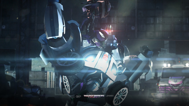 Jagex mở cửa đăng ký thử nghiệm Transformers Universe 8