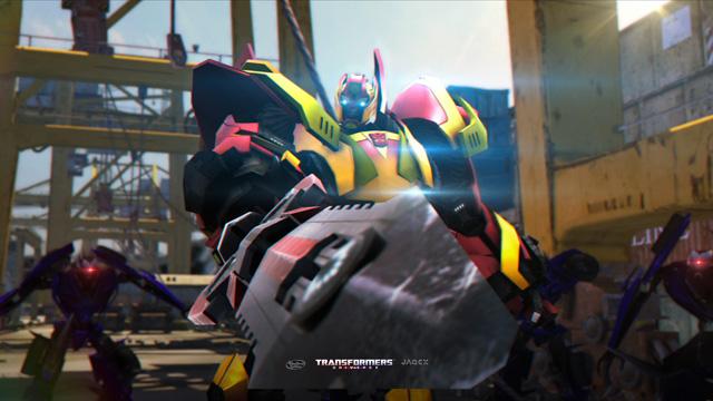 Jagex mở cửa đăng ký thử nghiệm Transformers Universe 12