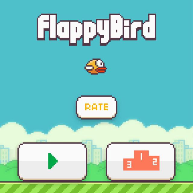 Flappy Bird đã được gỡ khỏi App Store và Google Play 2