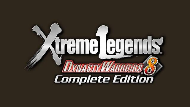 Dynasty Warriors 8: Xtreme Legends lên kệ vào 25/03 1