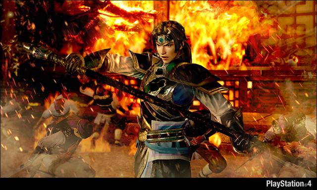 Dynasty Warriors 8: Xtreme Legends lên kệ vào 25/03 2