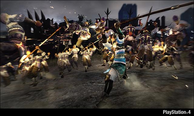 Dynasty Warriors 8: Xtreme Legends lên kệ vào 25/03 7