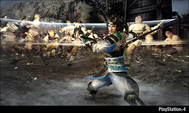 Dynasty Warriors 8: Xtreme Legends lên kệ vào 25/03 8