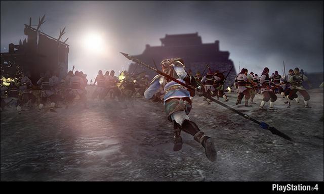 Dynasty Warriors 8: Xtreme Legends lên kệ vào 25/03 10