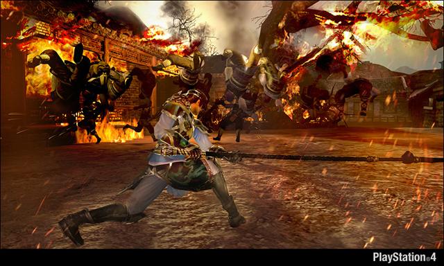 Dynasty Warriors 8: Xtreme Legends lên kệ vào 25/03 11