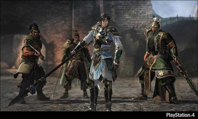Dynasty Warriors 8: Xtreme Legends lên kệ vào 25/03 12