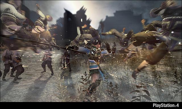 Dynasty Warriors 8: Xtreme Legends lên kệ vào 25/03 13