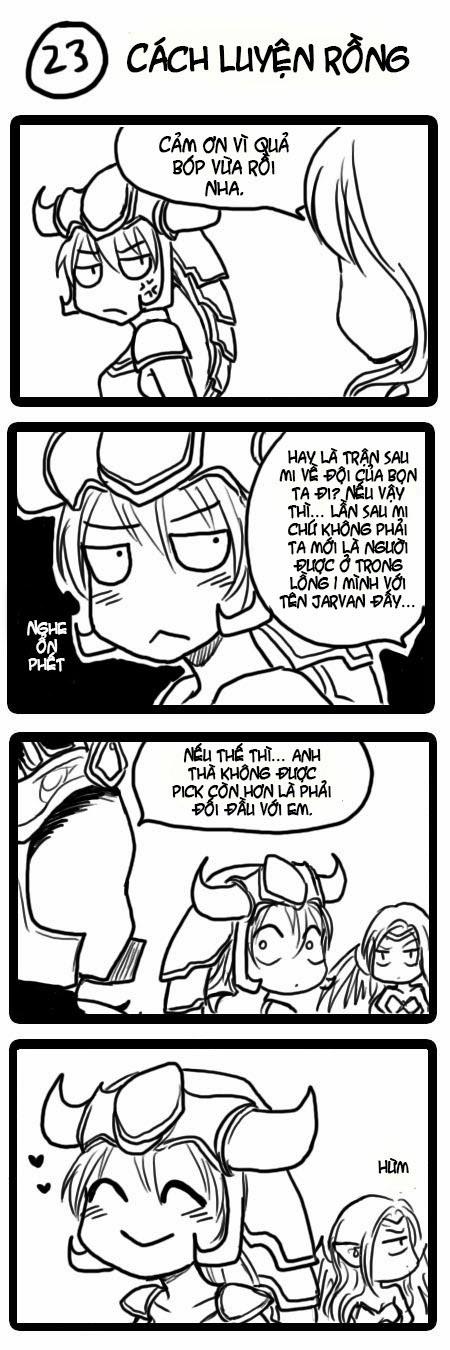 Comic Liên Minh Huyền Thoại: Tập 21 - 25 - Ảnh 4