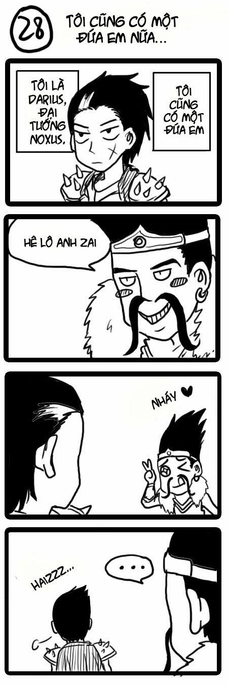 Comic Liên Minh Huyền Thoại: Tập 26   30