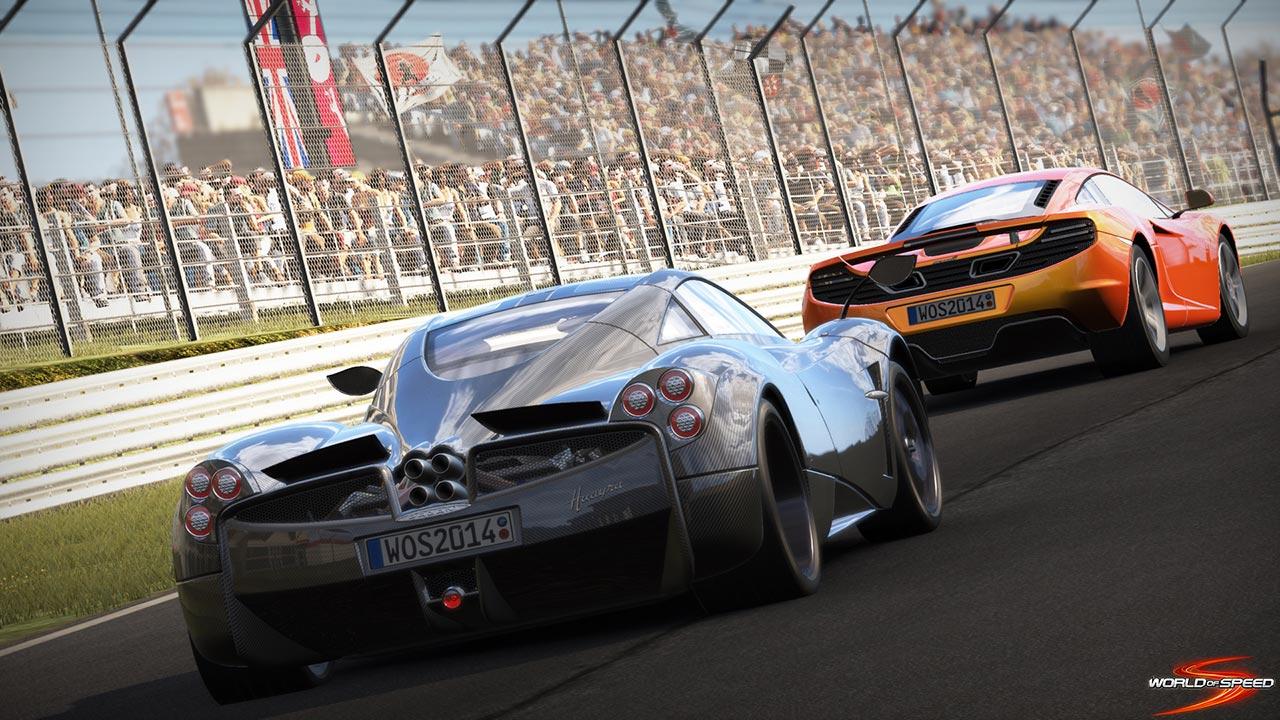 Ngắm loạt ảnh xe đua cực chất của World of Speed - Ảnh 3