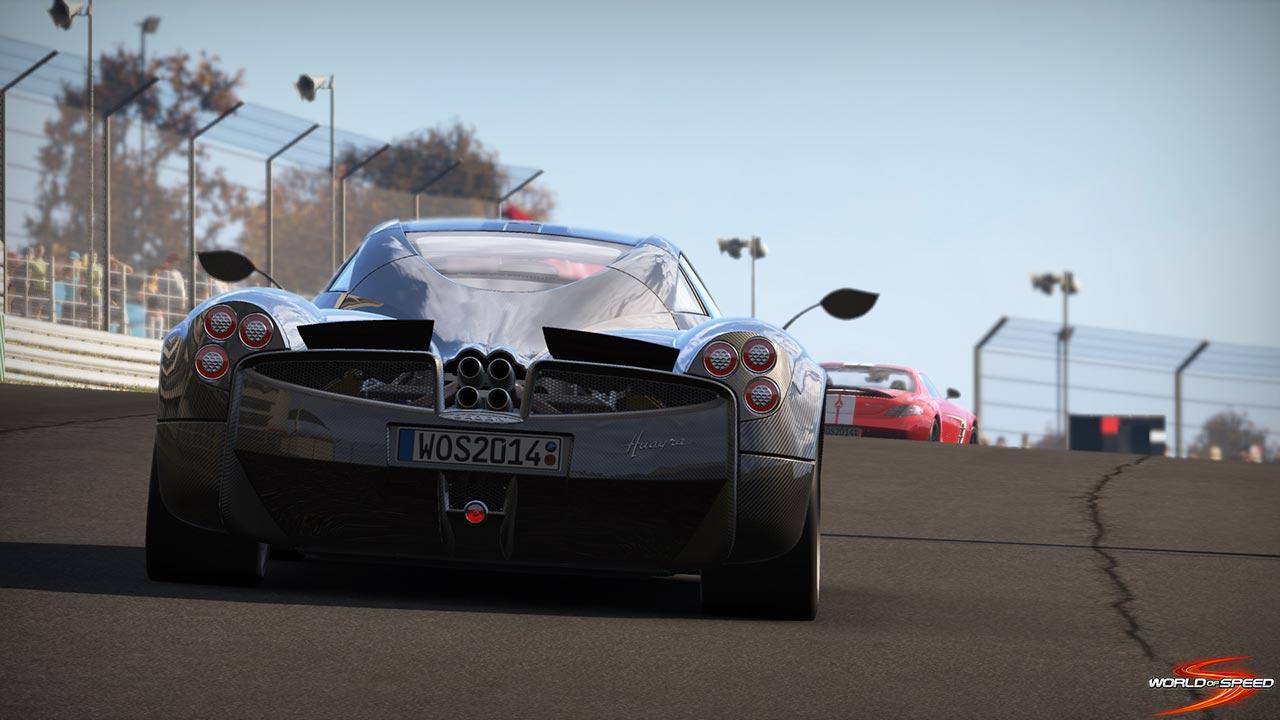 Ngắm loạt ảnh xe đua cực chất của World of Speed - Ảnh 4