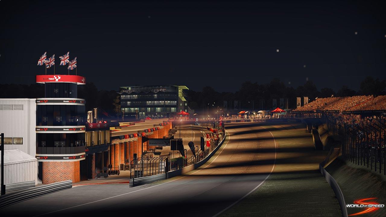 Ngắm loạt ảnh xe đua cực chất của World of Speed - Ảnh 5
