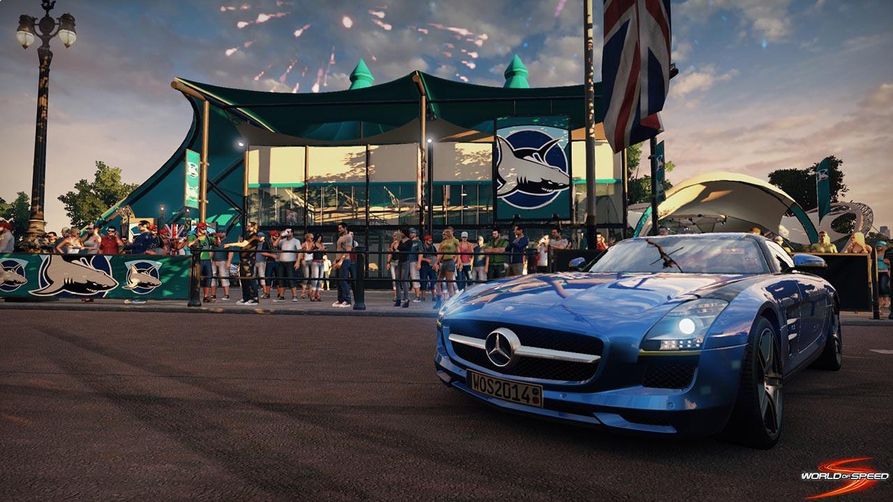 Ngắm loạt ảnh xe đua cực chất của World of Speed - Ảnh 7