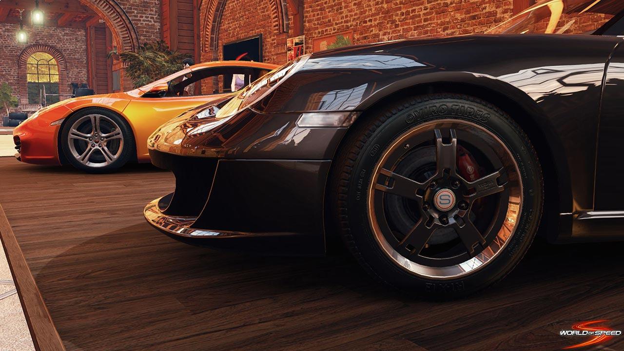 Ngắm loạt ảnh xe đua cực chất của World of Speed - Ảnh 8