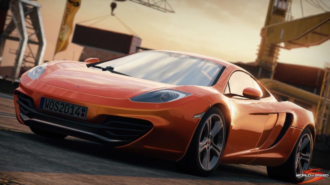 Ngắm loạt ảnh xe đua cực chất của World of Speed - Ảnh 9