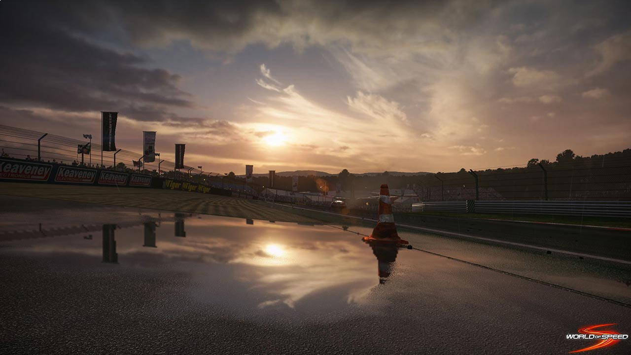 Ngắm loạt ảnh xe đua cực chất của World of Speed - Ảnh 10
